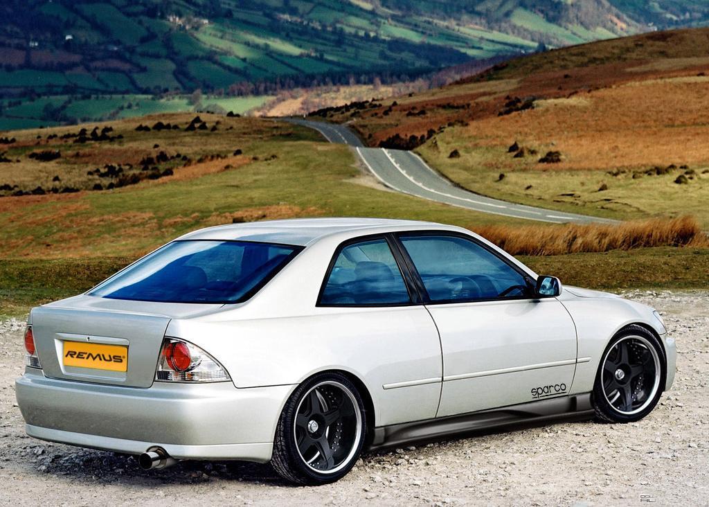 Lexus IS (lexus is200 minimal tuning by deni10design)